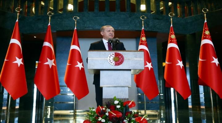 Cumhurbaşkanı Erdoğandan Dünya Tiyatro Günü Mesajı