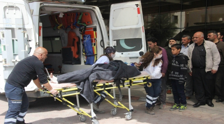 El Babta Eyp İnfilak Etti: 3 Yaralı