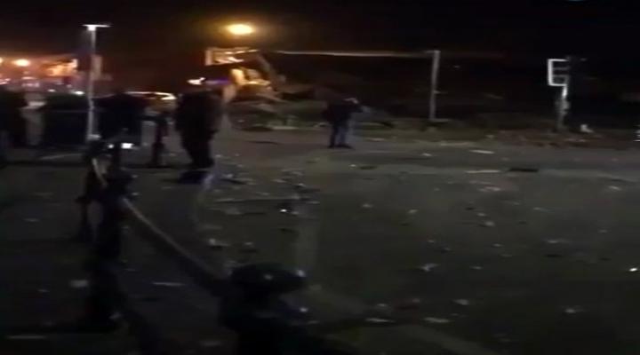 İngilterede Patlama: 32 Yaralı
