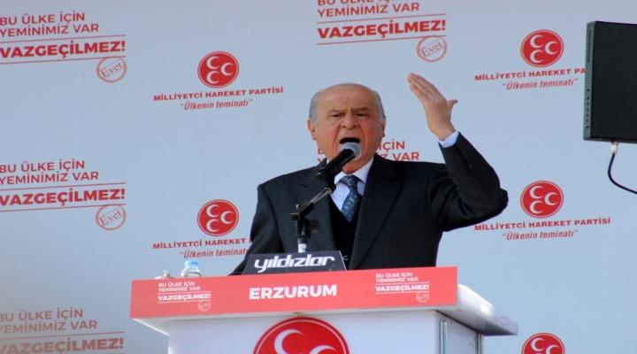 """""""Kılıçdaroğlu Ve Hayırsız Havarileri Yıldırım Yemişe Dönecek"""""""