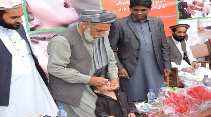 Afganistanda 9 Milyon Çocuğa Çocuk Felci Aşısı Yapılacak
