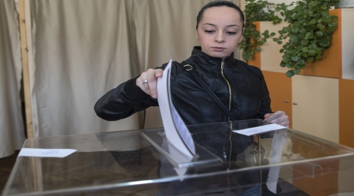 İşte Bulgaristandaki Seçimden İlk Sonuçlar