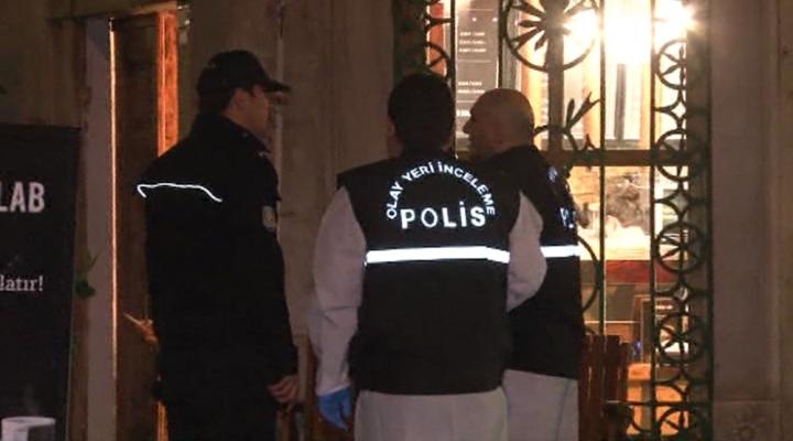 İstanbulda Silahlı Kavga: 2 Yaralı