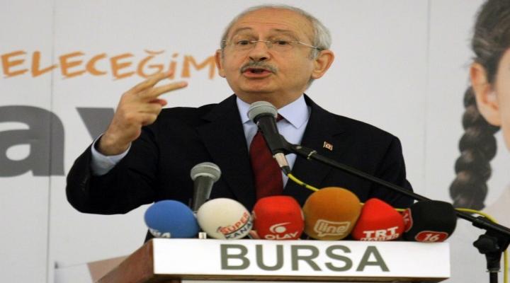 Kılıçdaroğlu Güldürdü: Başkan Bin 500 Tane Yardımcı Seçebilir