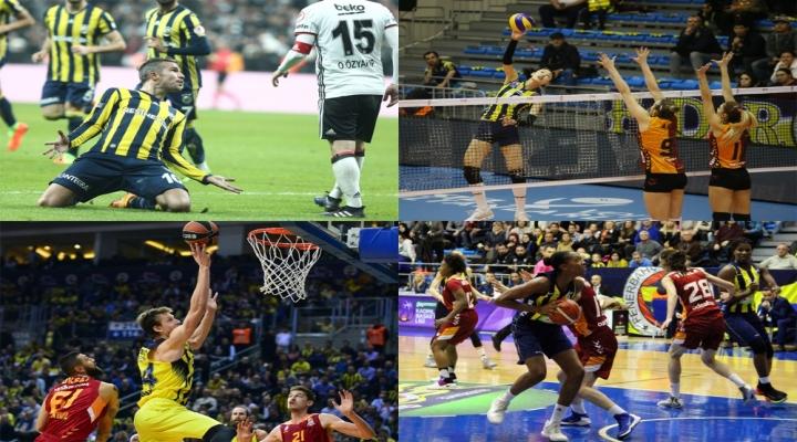 Derbi Fenerbahçeden Sorulur