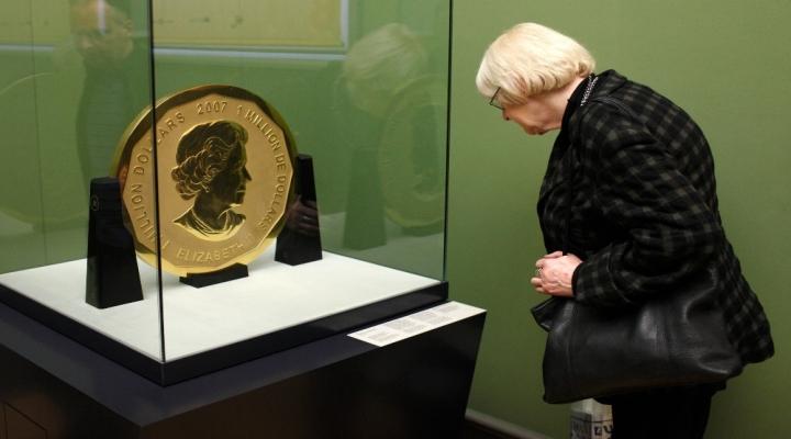 Müzeden 4 Milyon Dolarlık Soygun !
