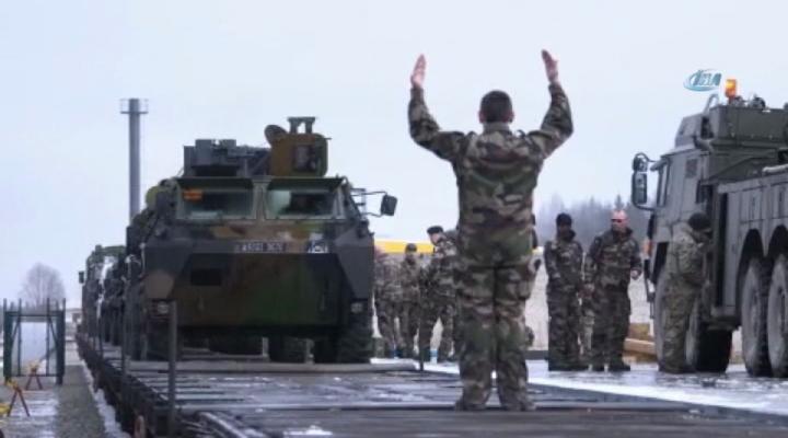 Fransız Askerleri Estonyada