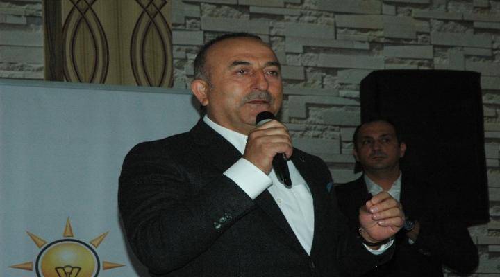 """""""Bugün Türkiyede Kavga Yoksa..."""