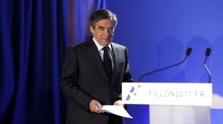 Fransa'da Cumhurbaşkanı Adayı François Fillon'un Eşi Savunmasını Sundu
