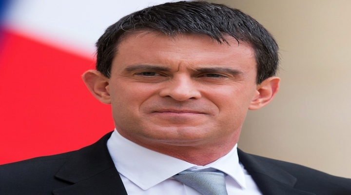 Vallsın Oyu Macrona