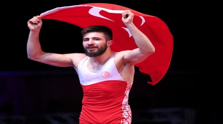 U23 Avrupa Güreş Şampiyonasına Türk Damgası