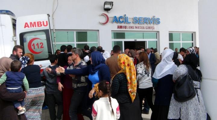 Nusaybinde Patlama: 2 Çocuk Ağır Yaralandı