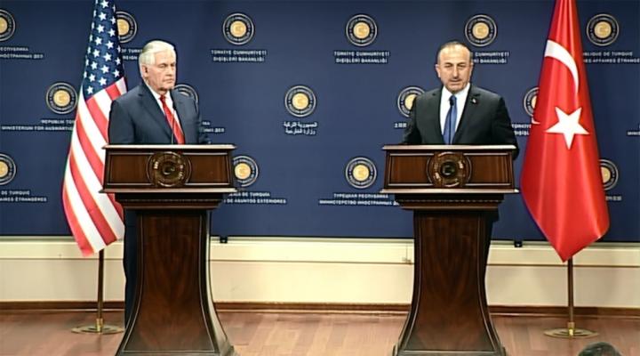 Türkiye Taleplerini Tek Tek İletti