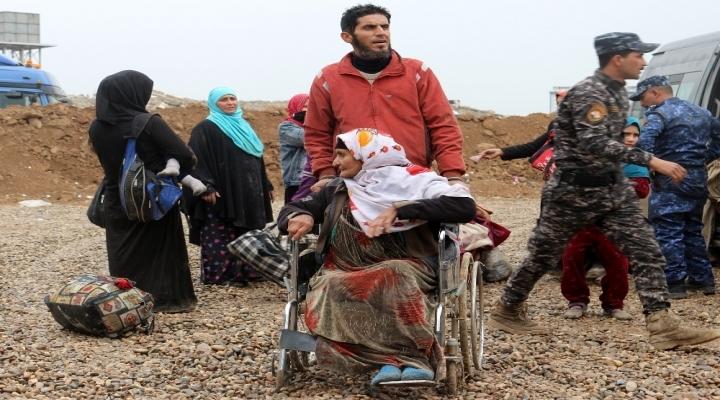 Suriyeyi Terk Edenlerin Sayısı 5 Milyonu Geçti