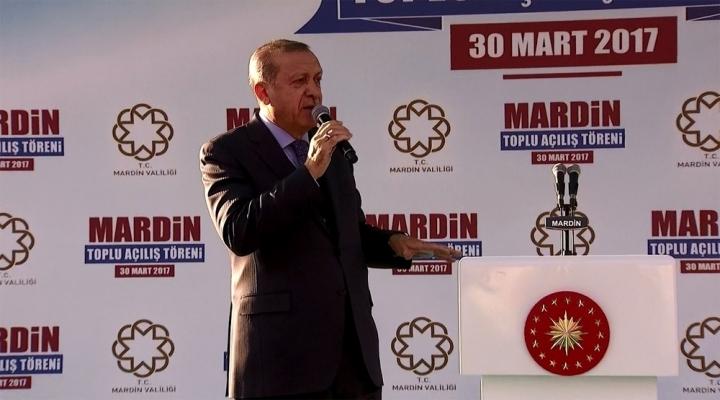 """Cumhurbaşkanı Recep Tayyip Erdoğan: """"Bu Ülkede Artık Hiçbir Teröriste Rahat Yoktur"""""""