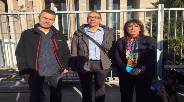 """Öldürülen Yazarın Ailesi: Sanık Kendisine Deli Süsü Veriyor"""""""