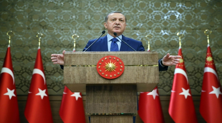 Cumhurbaşkanı Erdoğandan Halisdemir Ailesine Taziye Telefonu