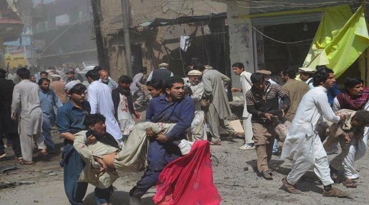 Pakistanda İntihar Saldırısı: 11 Ölü