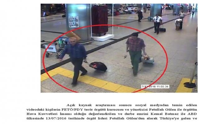 Erdoğanın Kaldığı Otelin Üstünde Keşif Uçuşları Yapmışlar