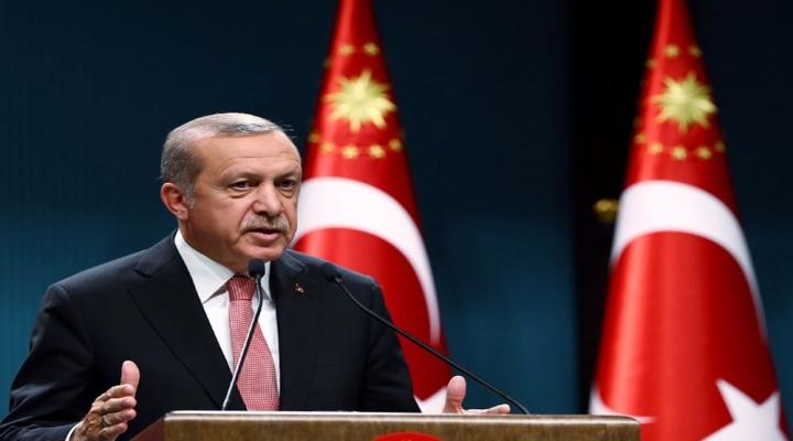 Cumhurbaşkanı Erdoğandan Halit Akçatepe Mesajı