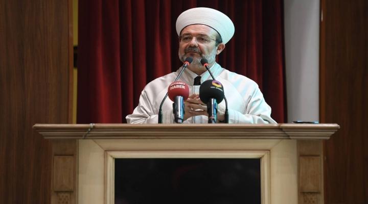 """""""İslam Başka Dünyalarda Bir Korku Unsuru Haline Getiriliyor"""""""