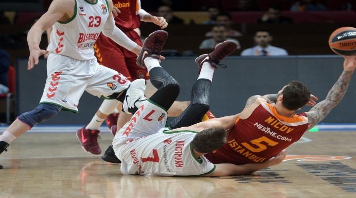 Galatasaray Evinde Mağlup Oldu