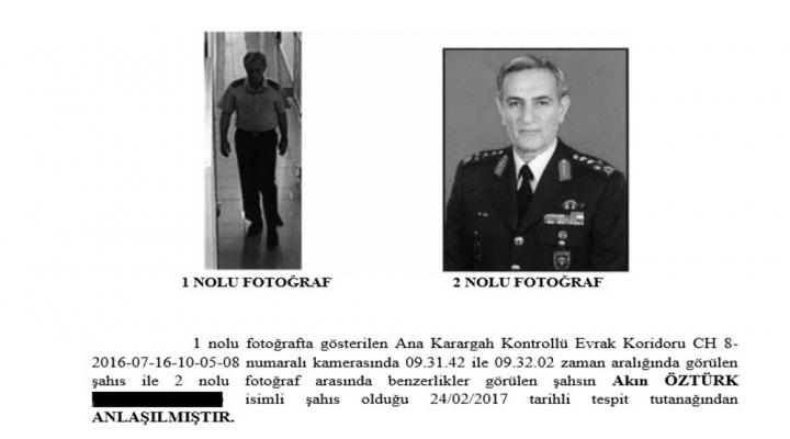 Komutan Yok. Komutan Akın Öztürk Paşa