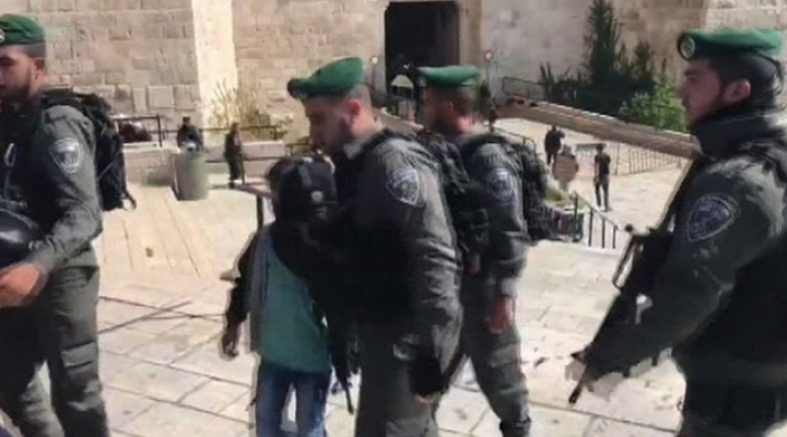 İşgal Güçleri Filistinli Genci Öldürdü