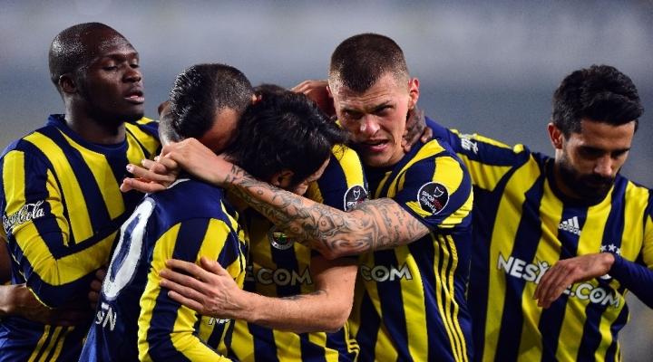Fenerbahçeden 24 Yıl Sonra Bir İlk!