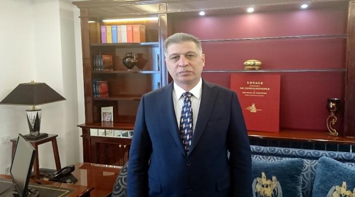Irak Türkmen Cephesi Başkanı Salihiden Açıklama