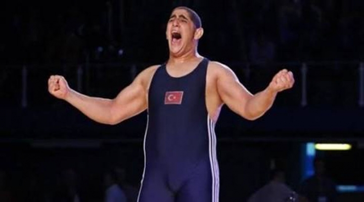 Osman Yıldırım Avrupa Şampiyonu