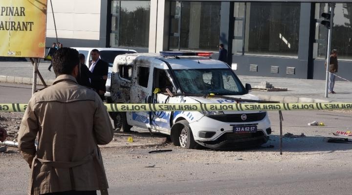 Mersinde Polise Hain Tuzak