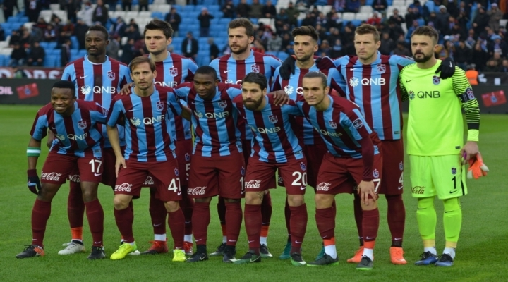 Trabzonspor Ligin İlk Yarısını Unutturdu