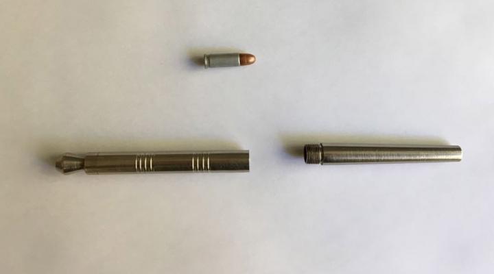 Bayrampaşada Kalem Şeklinde Suikast Silahı Ele Geçirildi
