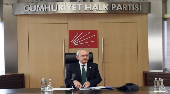 Kılıçdaroğlu Genel Yayın Yönetmenleriyle Bir Araya Geldi