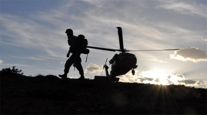 29U Ölü 50 Terörist Etkisiz Hale Getirildi