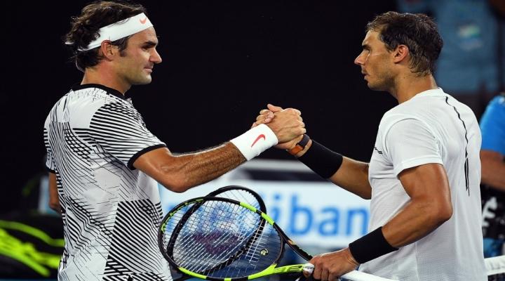 Federer Ve Nadal İlk 5E Döndü