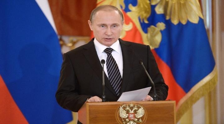 Putinden İlk Açıklama