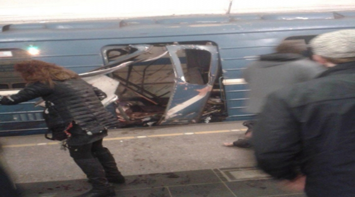 Rusya Başsavcılığı: Olay Terör Saldırısı