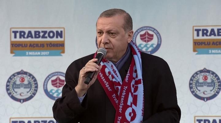 Cumhurbaşkanı Erdoğandan Flaş Açıklama: Yeni Harekatın Sinyalini Verdi