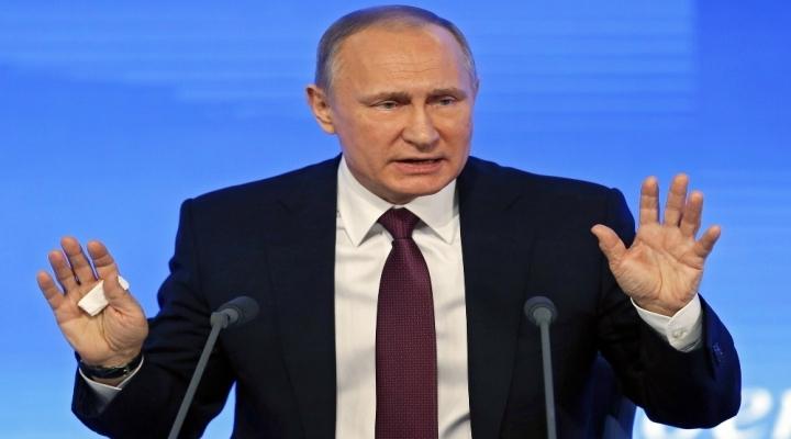 Putinden Patlamaya İlişkin Açıklama