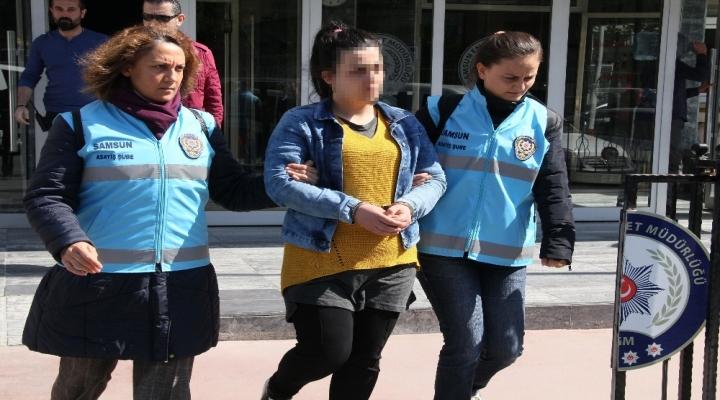 Çocuğunu Yaralayanlara Kurşun Yağdıran Anne Tutuklandı