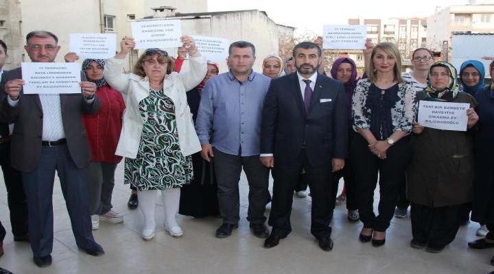 Gazileri Platformu: Bizi Çok Yaraladın Kılıçdaroğlu
