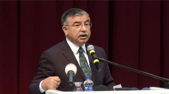 Milli Eğitim Bakanı Yılmazdan El Yazısı Açıklaması