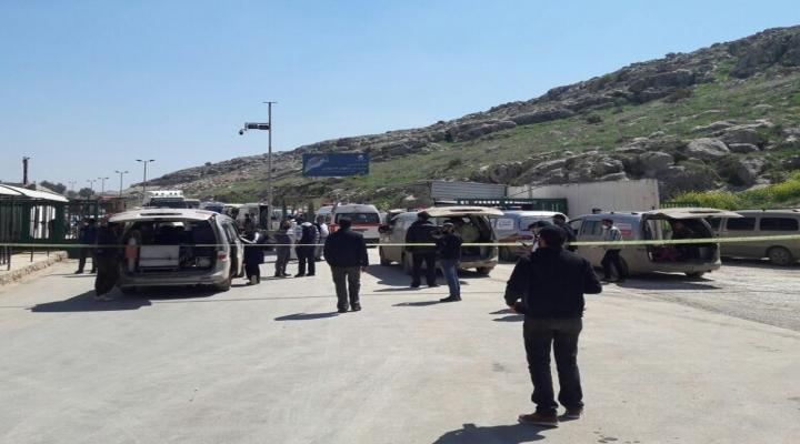 Zehirli Gaz Saldırısında Yaralananlar Türkiyeye Getiriliyor