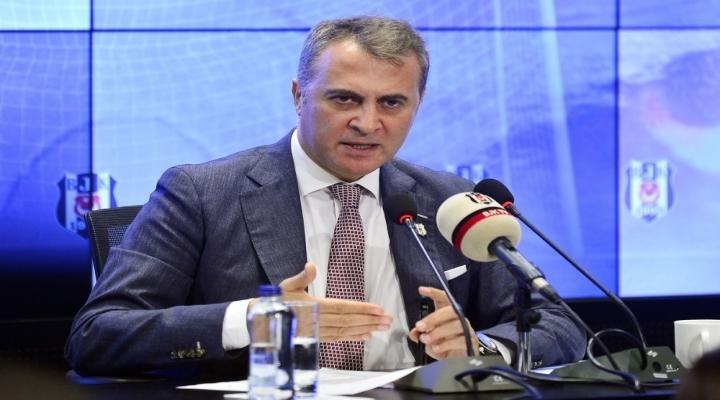 Beşiktaşın Takibindeki Oyuncuyu Açıkladı