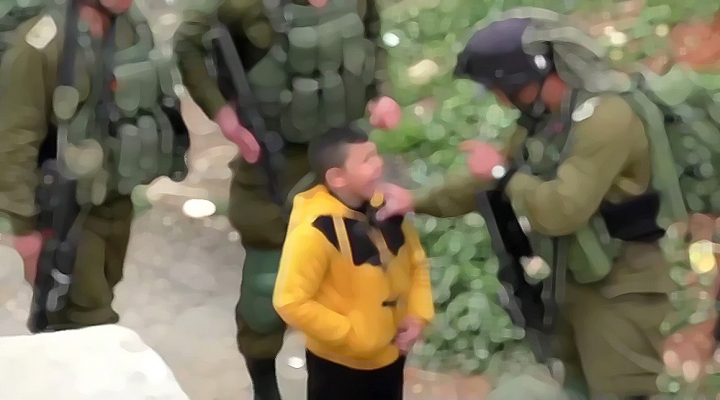 İşgal Rejimi 300 Filistinli Çocuğu Esir Tutuyor