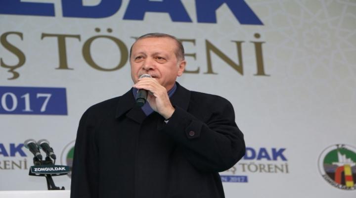 """Erdoğandan Kılıçdaroğluna """"Hakkari Hatırlatması"""