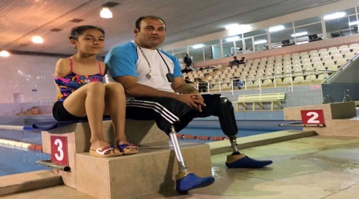 Deniz Kızının Hayali Olimpiyatlara Katılmak