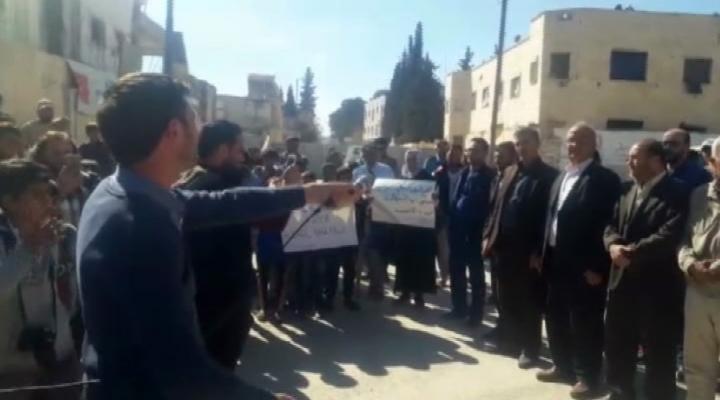 İdlibteki Katliam Suriyede Protesto Edildi